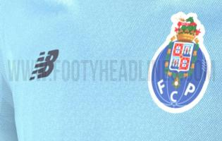 Maillot alternatif du FC Porto 2017/2018